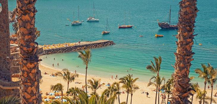 Rajsa wyspa Gran Canaria