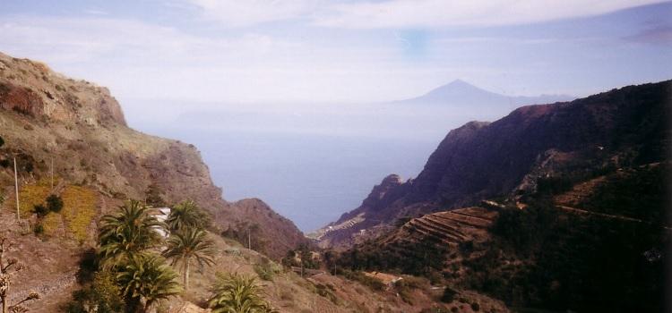Wyspa La Gomera