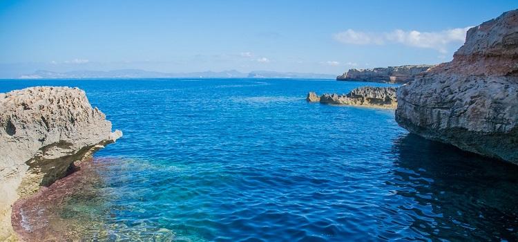 Hiszpańska Wyspa Formentera